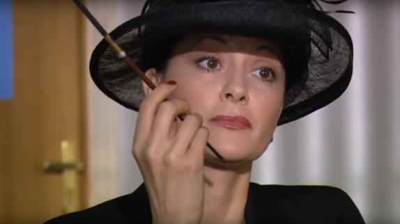 Ольга Кабо в сериале «Сивый мерин»