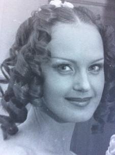 Елена Сотникова. Фотография спектакля «Пиковая дама», 1997 год