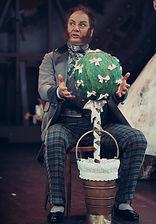 Александр Рыщенков в спектакле «Соломенная шляпка», фото Яны Овчинниковой
