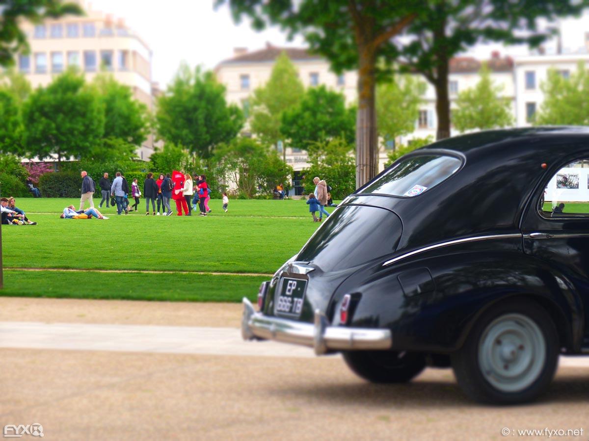 Peugeot 203 (1950)