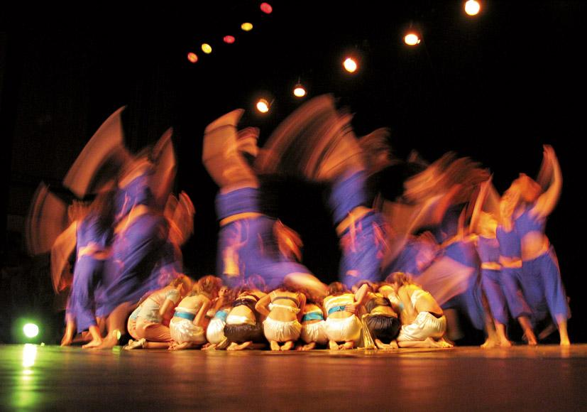 Club de danse de Saint-Maxire