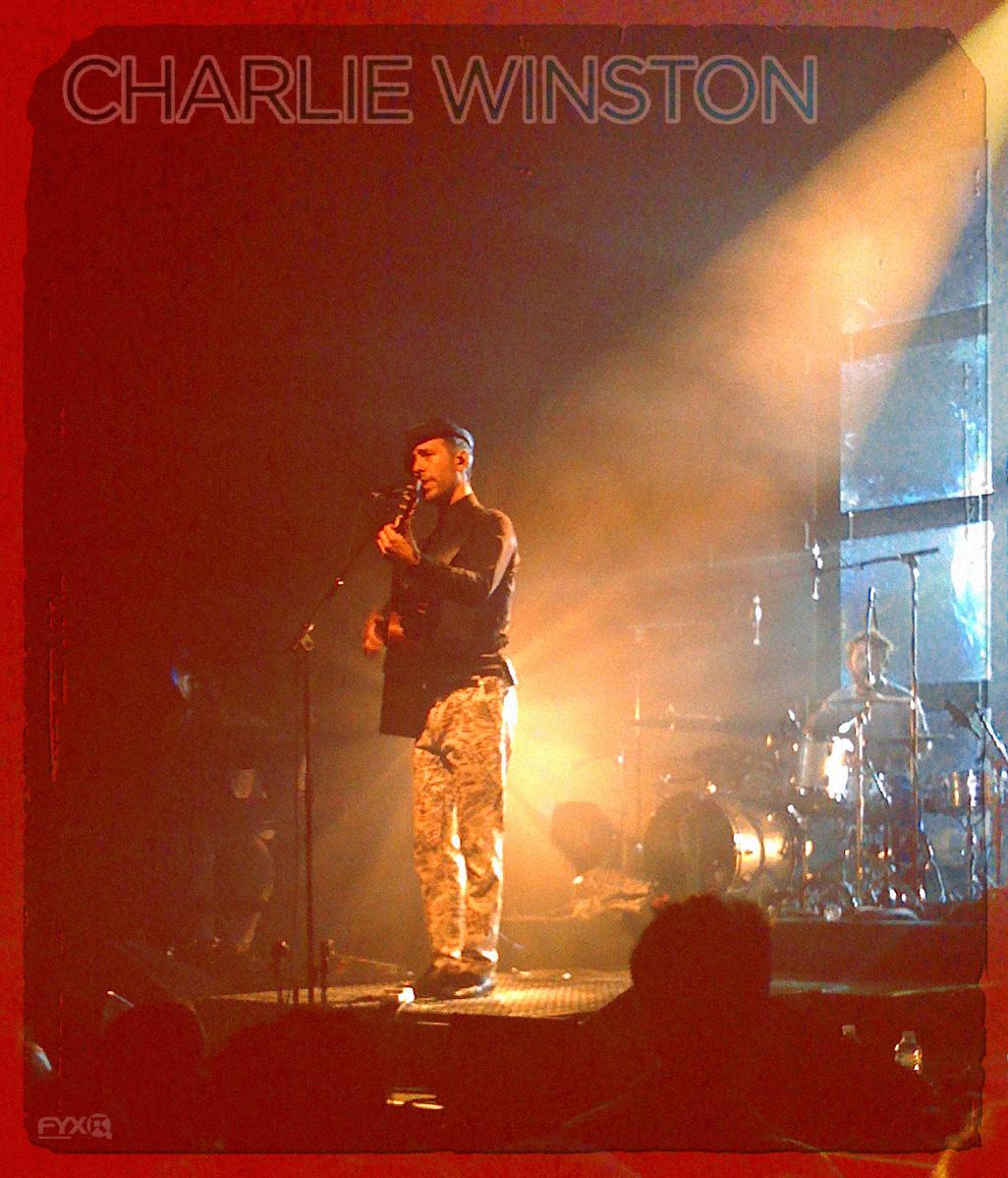 Charlie Winston en live