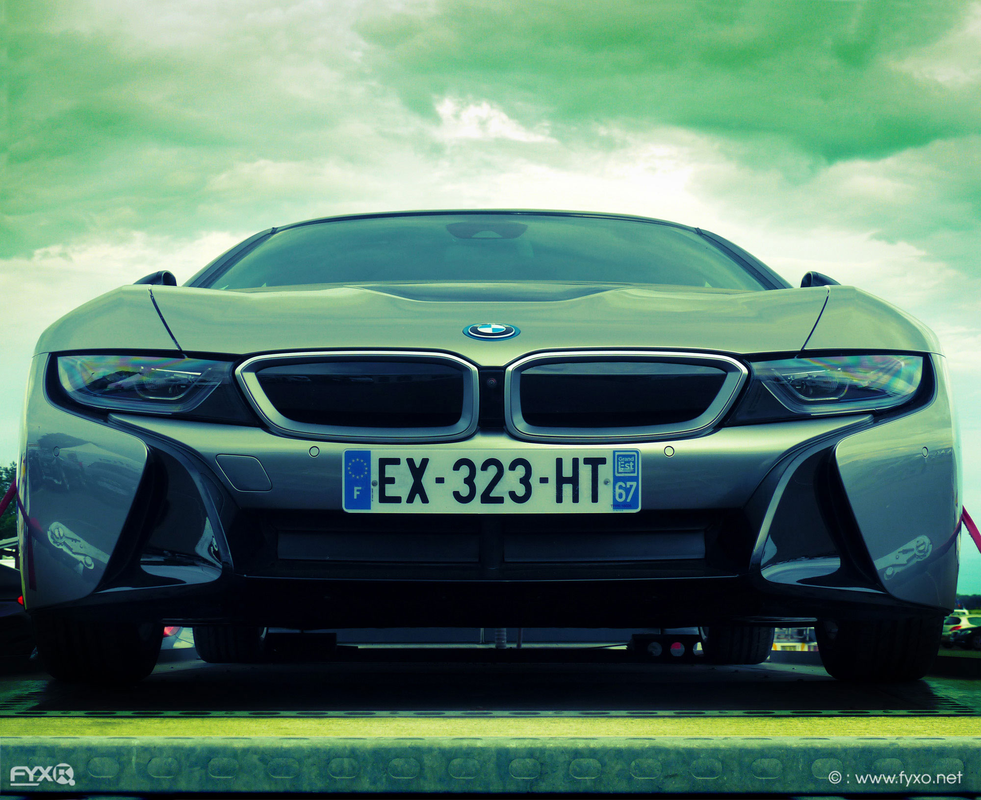 BMW i8 Coupé (2013)