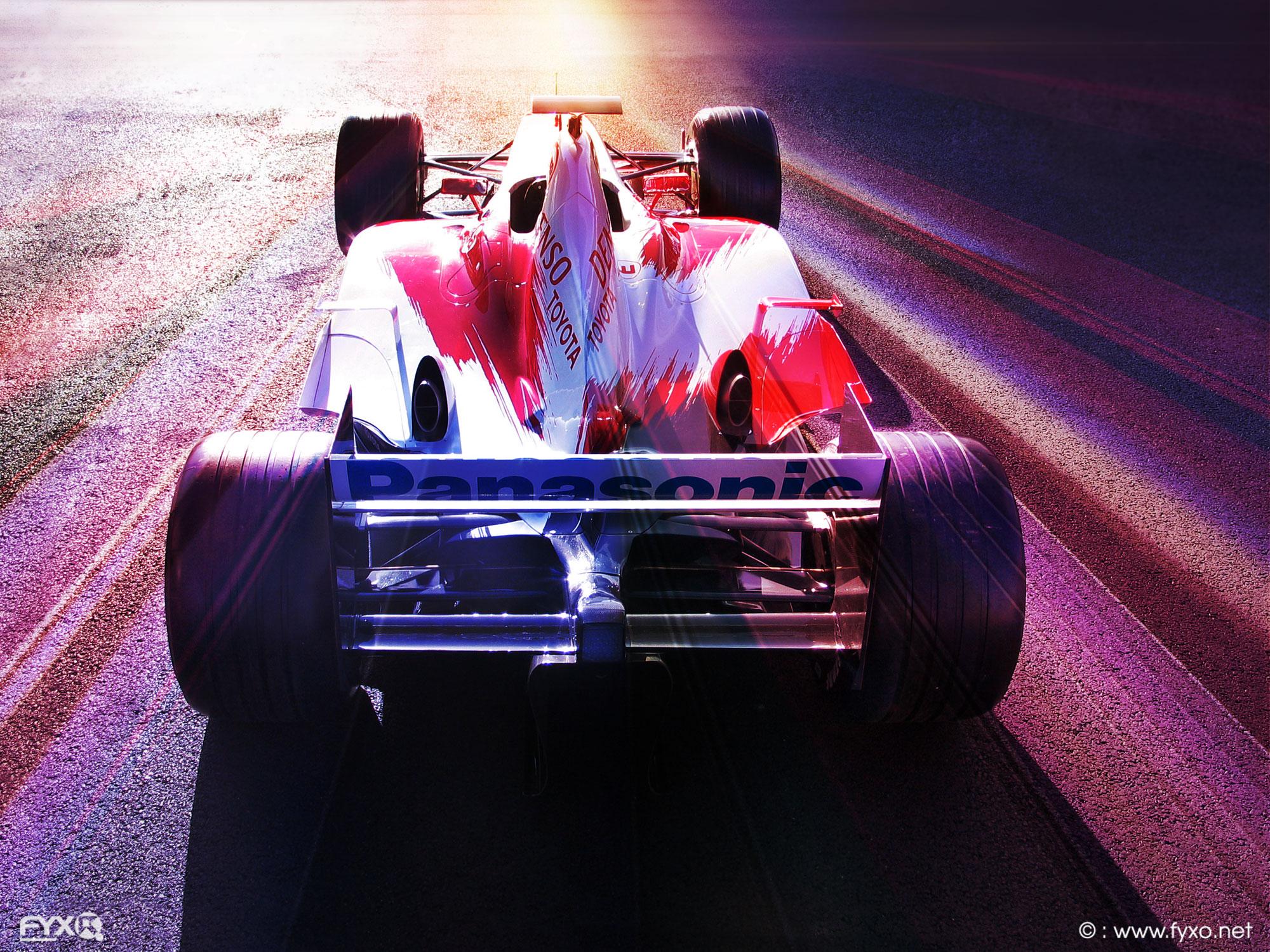 F1 TOYOTA Racing Team - Saison 2006