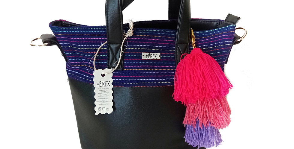 Handmade Cambaya Yucatan Handbag