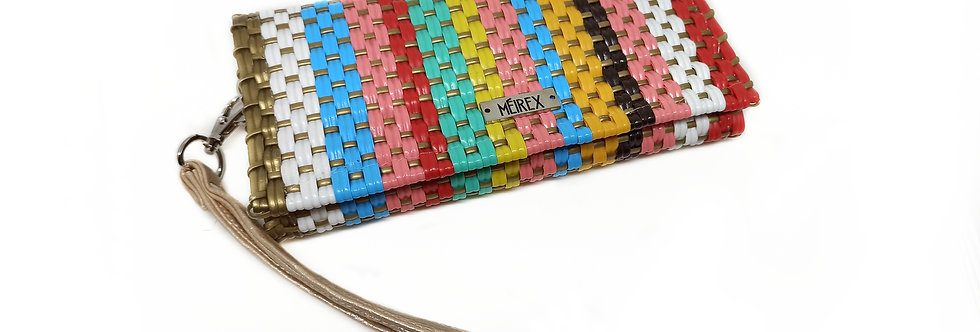 Recycled Plastic Purses