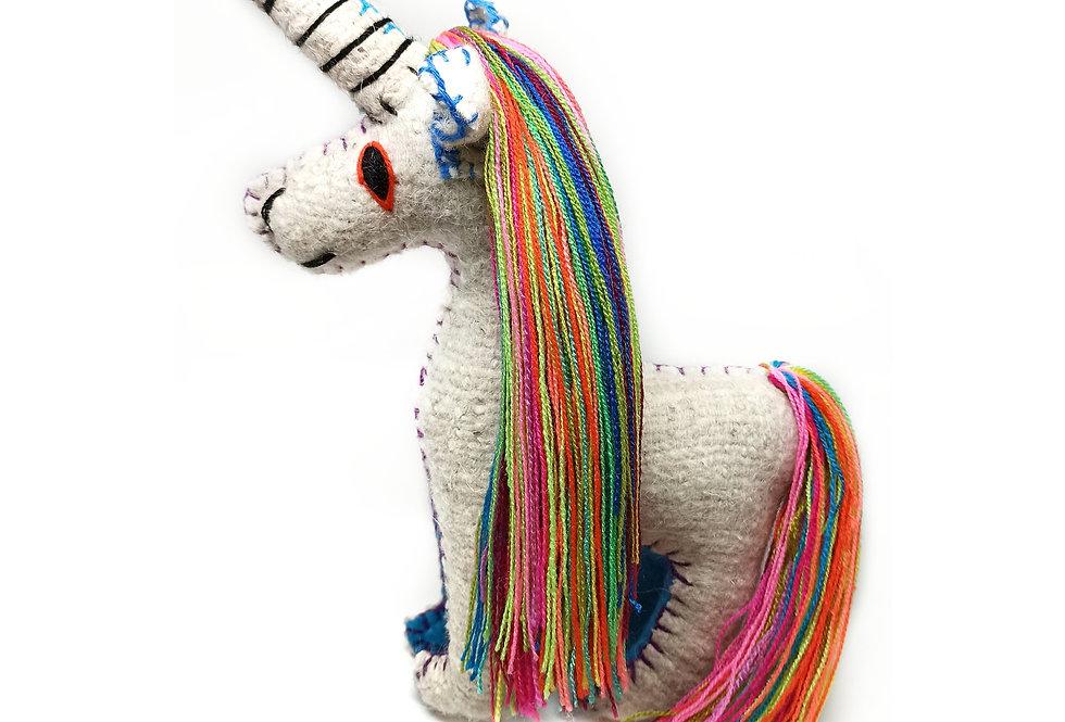 Handmade Chiapas Wool Pony