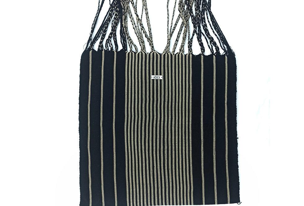 Handmade Woven Chiapas Tote Bag