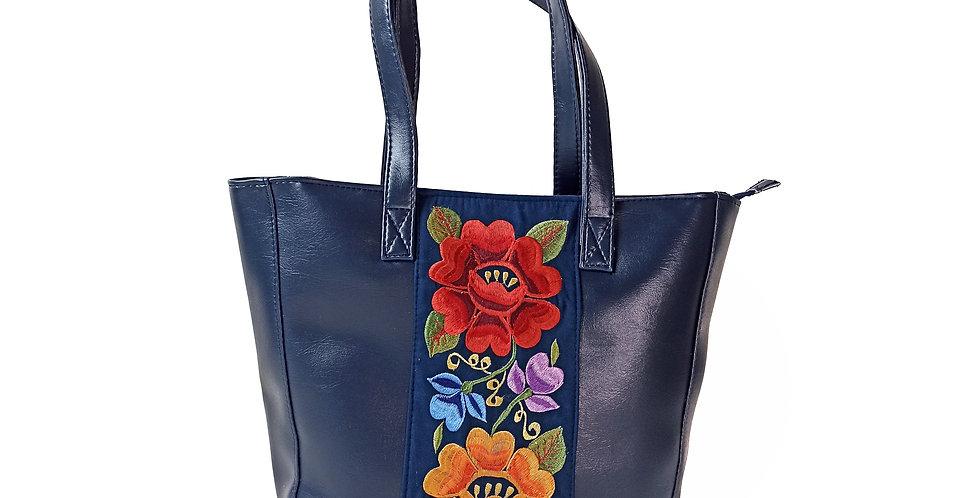 Handmade Embroidered Yucatan Handbag