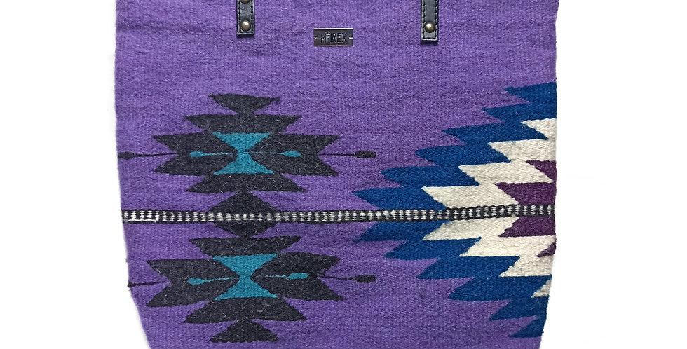 Handmade Oaxaca Wool Bags Big