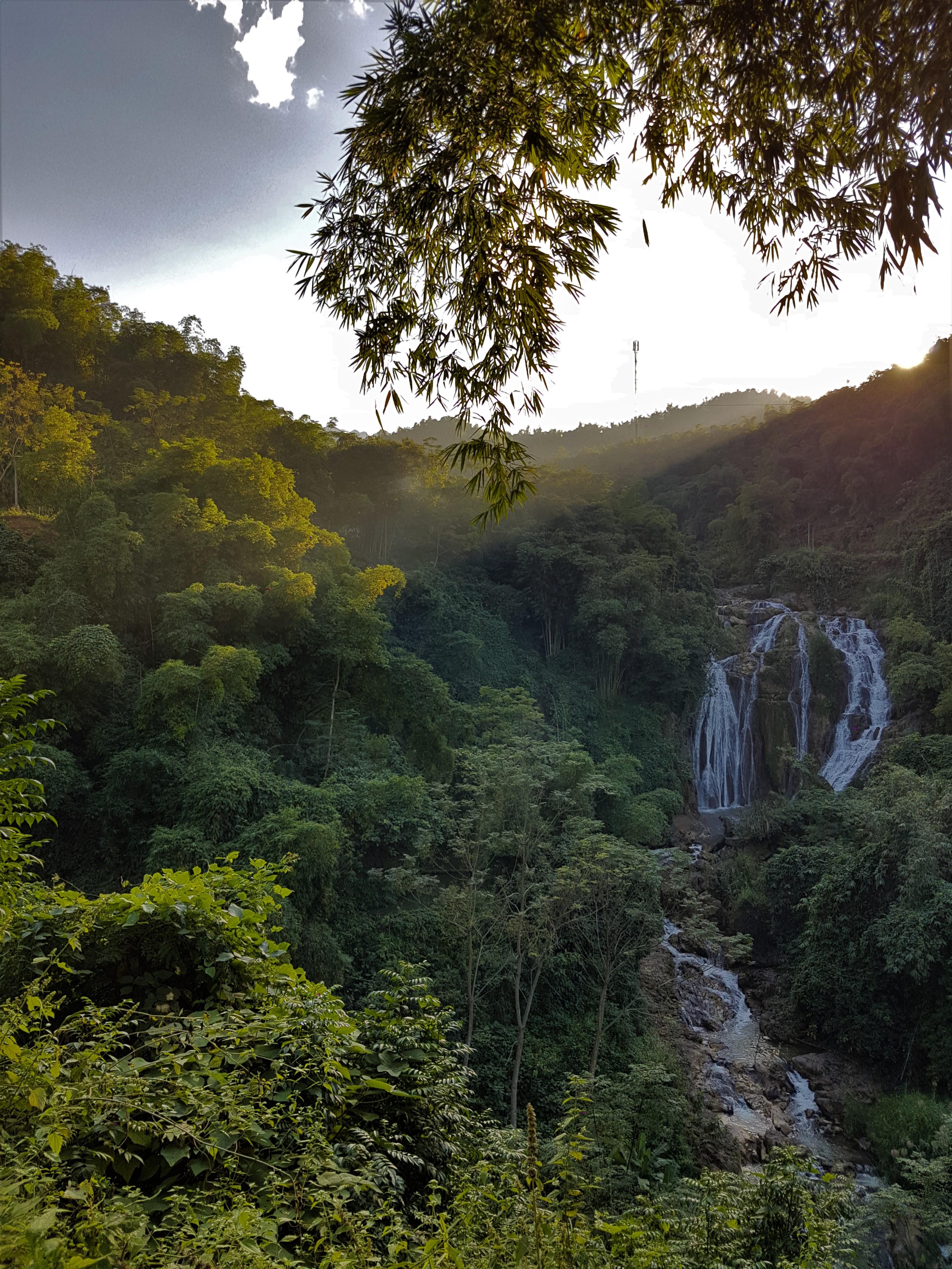 Waterfall Mai Chau