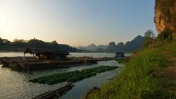 Les maisons sur l'eau de Can Thuy
