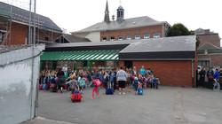 Notre école de Belgique !
