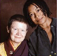 Rx for depression: Alice Walker and Pema Chodron