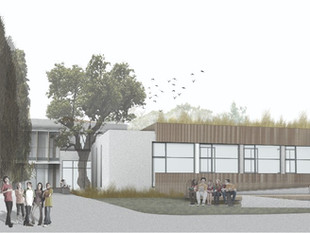 2nd prize  in the Architectural Competition for the Massachussetts Hall Extension