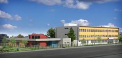 50th high School and 61st elementary school Sepolia