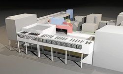 Environmental study for the 51st  highschool building,Athens