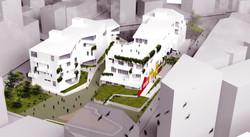 Papafi urban redevelopment