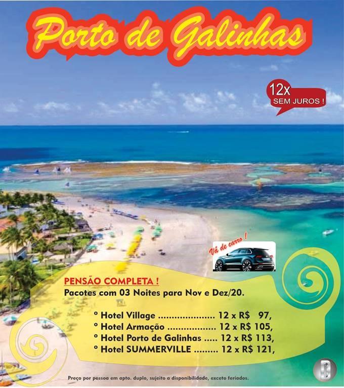 POERTO DE GALINHAS