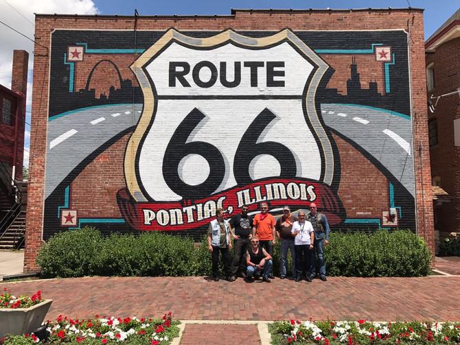 Highlights der Route 66