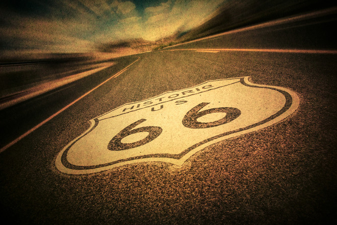 Jetzt für 2018 die Route 66 buchen!!!