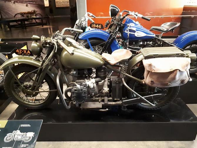 3.Tag / Harley Davidson Museum