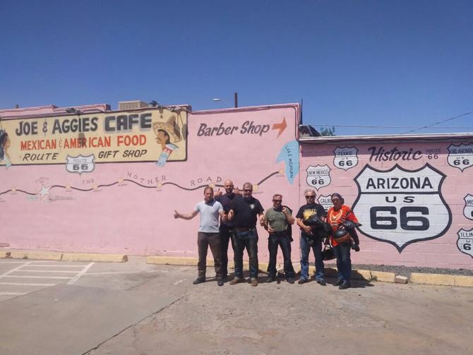 ...die Route 66...