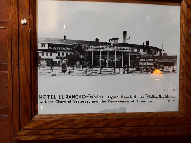 Tag 11. El Rancho Hotel