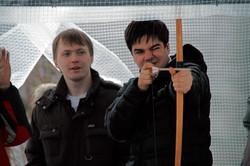 Лучный тир в Ростове Великом