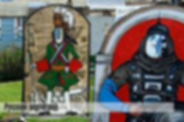 """Петр I. Арт-проект """"Русский вертоград"""" в Ростове Великом"""