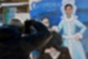 """Снегурочка и Римский-Корсаков. Арт-проект в Ростове Великом. Выставка тантамаресок """"Русский Вертоград"""""""