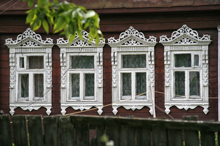 Ростов Великий Наличники