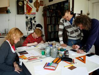 Приглашаем в Ростов Великий на мастер-класс по художественной эмали