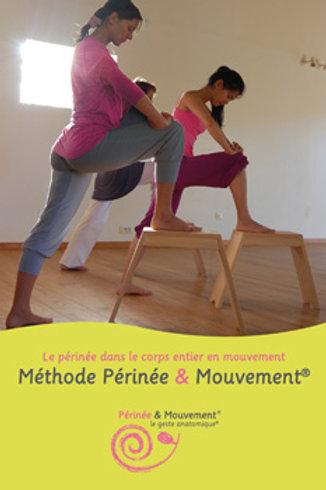 """12 cours collectif en VISIO """"Périnée et Mouvement"""""""