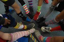 Crazy sock day (6)