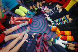 Crazy sock day (7)