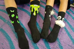 Crazy sock day (9)
