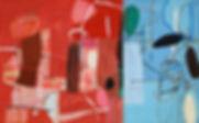 Chelsea Bridge 42x68, oil on canvas 2015