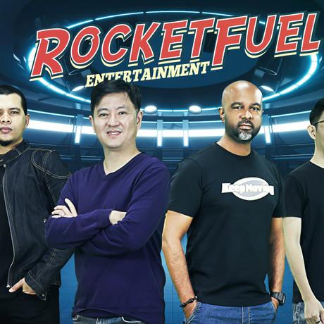 ROCKETFUEL ENTERTAIMENT PERKENAL 'INDIE SPACE STATION' BUAT LABEL DAN KARYA INDIE