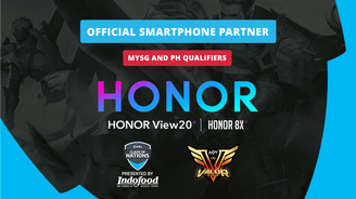 HONOR named Official Smartphone Partner for Qualifiers of ESL Clash of Nations - Arena of Valor