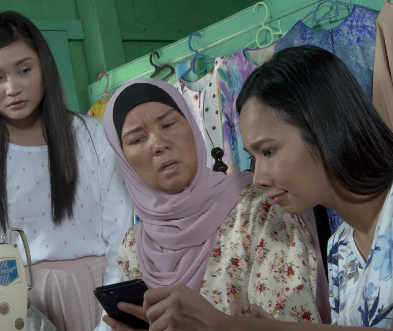 Aku Nazmi, Ayda Jebat, Sheila Rusli, Day