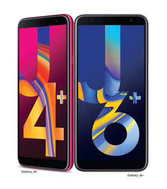 ENJOY THE INFINITY DISPLAY WITH SAMSUNG'S GALAXY J6+ AND J4+