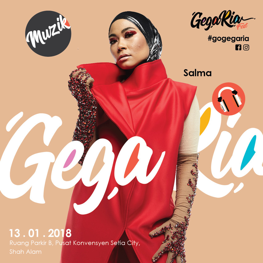 Gegaria Artist (Concert) AJL BM-05