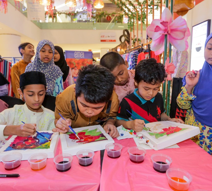 Children had an opportunity to learn Can