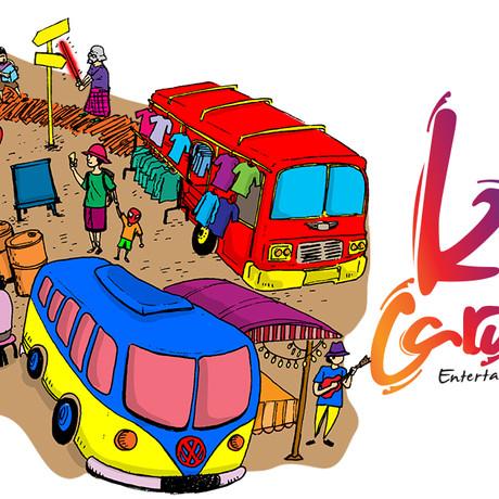"KL Carnival Bukit Jalil Perkenal Konsep  ""CONTENA MARKET"""