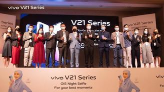 VIVO V21 SERIES KINI DI PASARAN MALAYSIA