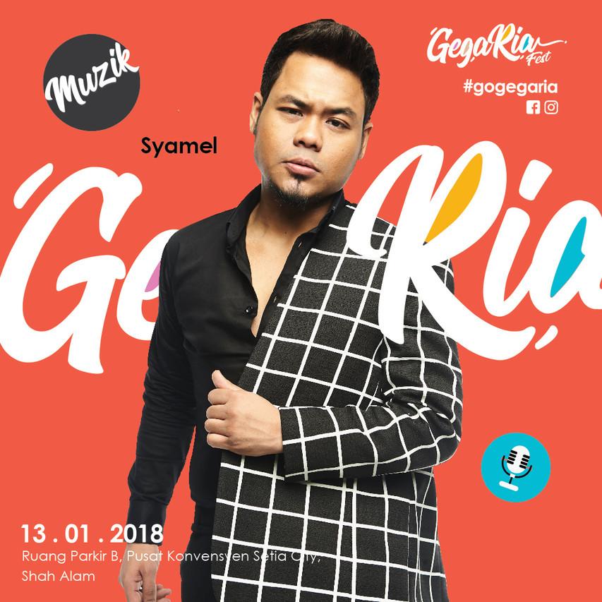 Gegaria Artist (Concert) AJL BM-03