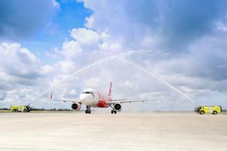 AirAsia Connects Shenzen& Singapore To Sarawak