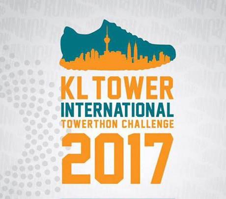 LEBIH RM48,000 DIPERTARUHKAN OLEH KL TOWER INTERNATIONAL TOWERTHON CHALLENGE 2017 'LET'S BE VICTORIO