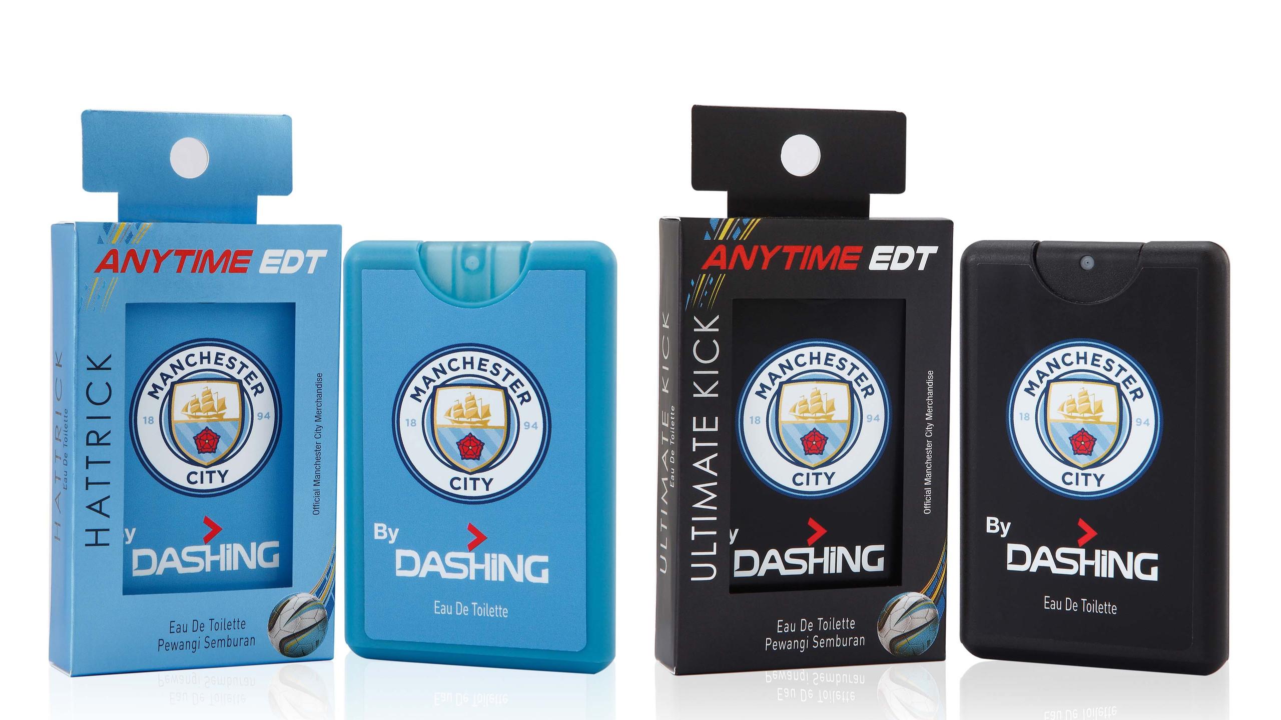 Dashing Anytime EDT Hattrick & Ultimate Kick Pack & Unit Box